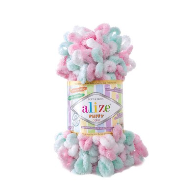 ALIZE PUFFY COLOR - 6052